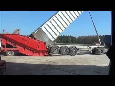 Onion Storage Equipment – Grader And Store Loader By DOWNS