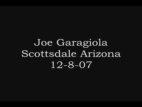 Joe Garagiola Sr. - 'Just Play Ball'  Book Signing