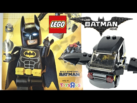 LEGO Batman Movie Bat Car Toys