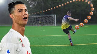 Most Satisfying Football Vídeos! (Insane Free Kicks, Skills, Freestyle, Goals, Defenses)