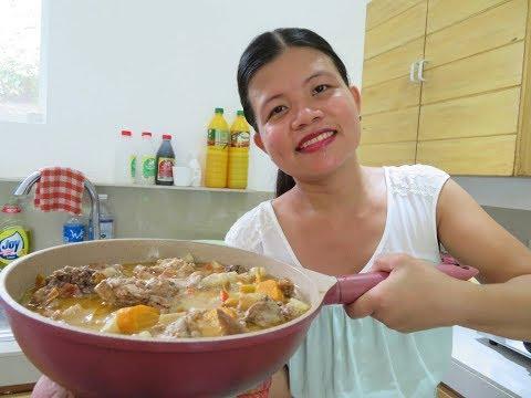 Pineapple Chicken With Coconut Milk (Pininyahang Manok)