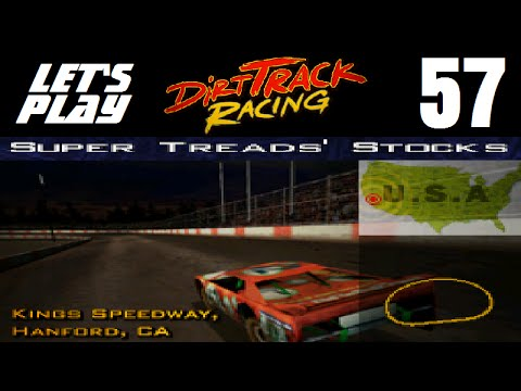 Let's Play Dirt Track Racing - Part 57 - Y6R7 - Kings Speedway