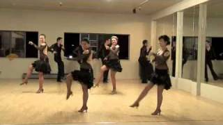 Proyecto Mania @ Symbolic Dance & Fitness, Pre SF Salsa Congress Party 2010