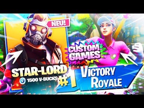 CUSTOM GAMES + NEUE SKINS IM SHOP🔥🛒 LIVE NEUER FORTNITE ITEM SHOP 1.5.19 | Fortnite Battle Royale