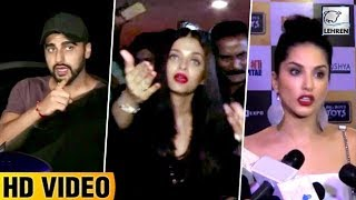 Bollywood Actors ANGRY On Media 2017 | Aishwary...