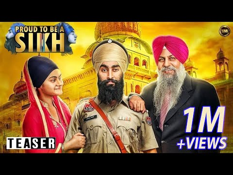 PROUD TO BE A SIKH 2 |TITLE TRACK|PARDEEP SRAN FEAT.VGROOVES|2017|In Cinemas 29 Dec 2017 ||YAR