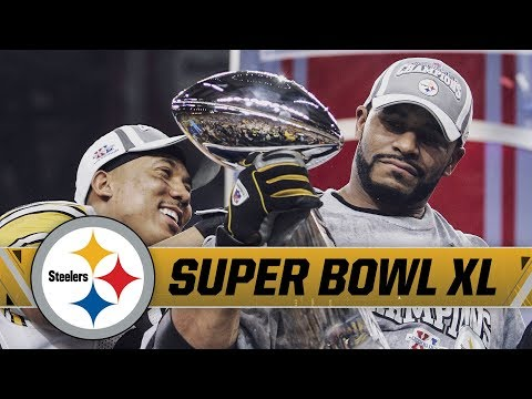 Jerome Bettis - The Bus' Final Stop At Super Bowl XL Vs. Seahawks | Pittsburgh Steelers