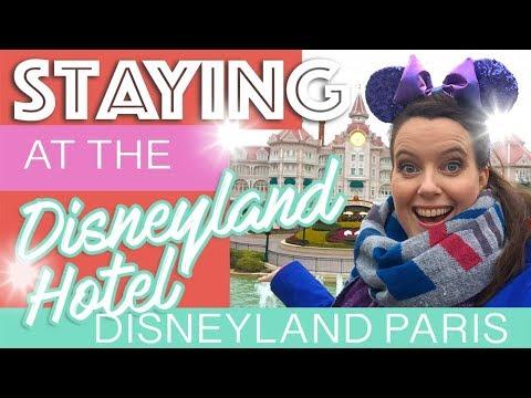 Disneyland Hotel Tour Disneyland Paris [2019] Room Tour * Breakfast * Amenities * Perks