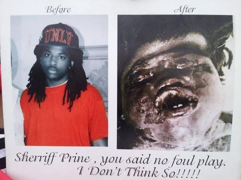 """It's Murder: Kendrick Johnson's Parents Give 2nd Autopsy Update"" (9/8/2013)"
