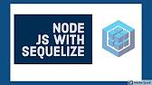 Node JS with Sequelize ORM