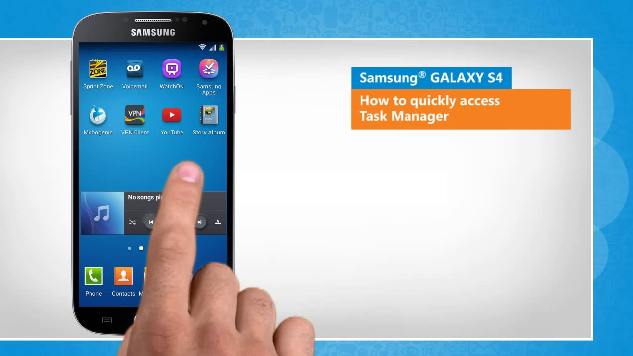 samsung galaxy s3 mini task manager