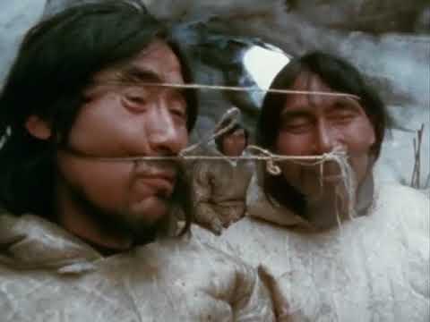 Tuktu- 6- Trials of Strength (Inuit Men's Indoor Games)