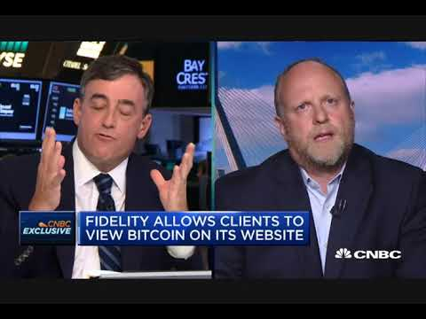 Bitcoin is now serving Fidelity (Biggest US Investment Company)