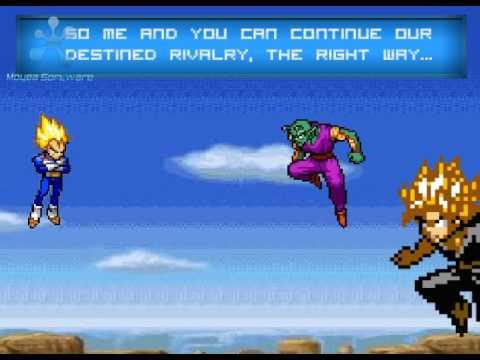 DragonBall Z Son Goku Turns Evil Episode 3 *Jump Ultimate Stars*