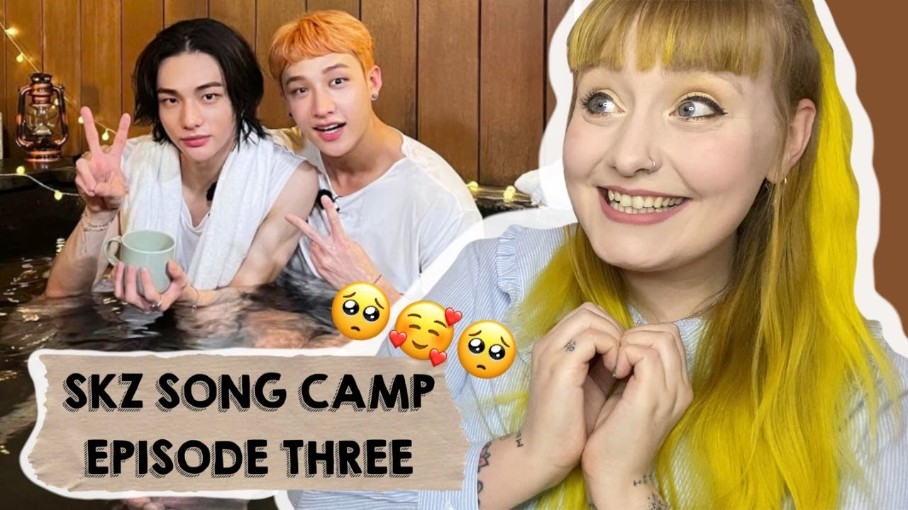 chill & sexy?! [SKZ SONG CAMP] EPISODE THREE GENUINE STAY REACTION