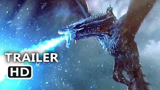 GAME OF THRONES S07E07 Ice Dragon Awesome Scene (2017) GOT Season Finale, TV Show HD