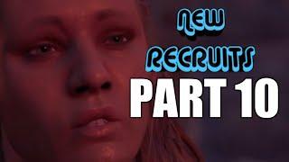 New Recruits - Assassin's Creed Odyssey Walkthrough Gameplay Part 10