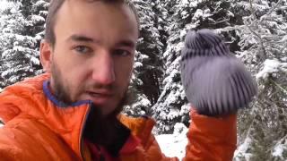 buszmen na tropie biwak zimowy