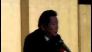 【中川秀直】1221大分「天下りの超法規的処置と『逆コース』」 中川秀直 検索動画 29
