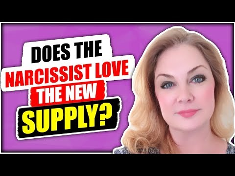 Does the Narcissist Love the New Supply?