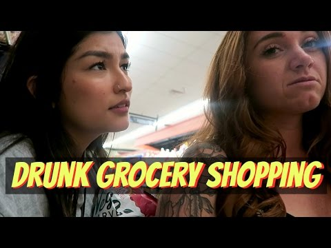 Drunk Grocery Shopping   Ep. 204