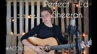 Perfect - Ed Sheeran (Acoustic Cover By Ian Grey)
