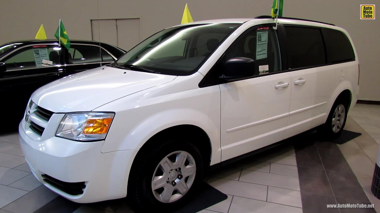 2010 dodge grand caravan se exterior and interior walkaround place vertu montreal [ 1280 x 720 Pixel ]