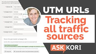 Tracking all Website Traffic with Free UTM Codes