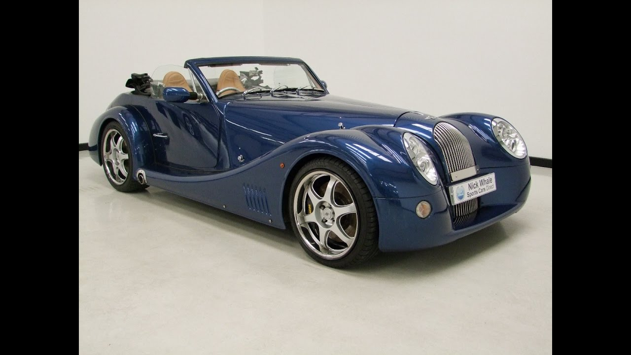 For sale - Morgan Aero 8 Series 3 - YouTube