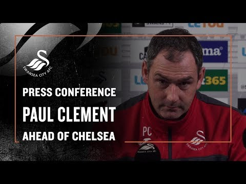Press Conference: Paul Clement ahead of Chelsea