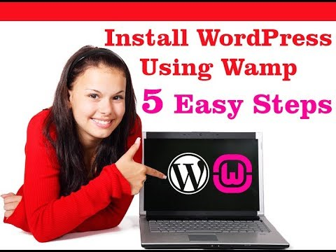 how-to-install-wordpress-on-your-windows-computer-using-wamp-server-2018
