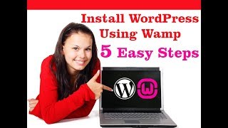 how to Install WordPress on your Windows Computer Using WAMP Server 2018