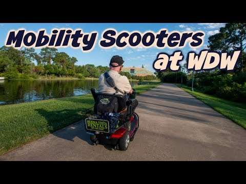 Everything You Need To Know About Renting A Scooter At Walt Disney World