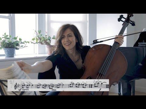 Ernest Bloch's Schelomo: Rhapsodie Hébraïque - Musings with Inbal Segev