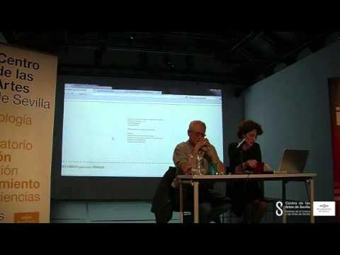"""Conferencia de Marina Garcés y Santiago López Petit: """"Interrumpir el sentido del mundo"""""""