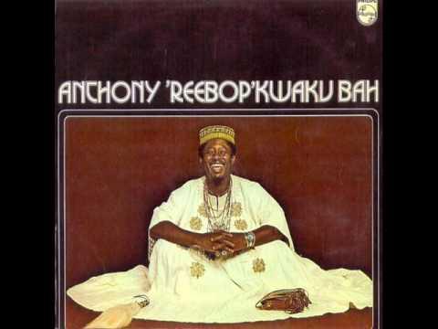 Anthony 'Reebop' Kwaku Bah - Iponohinime