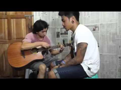 Tulad mo (Sean oquendo-cover) (hamza alvares-guitar)