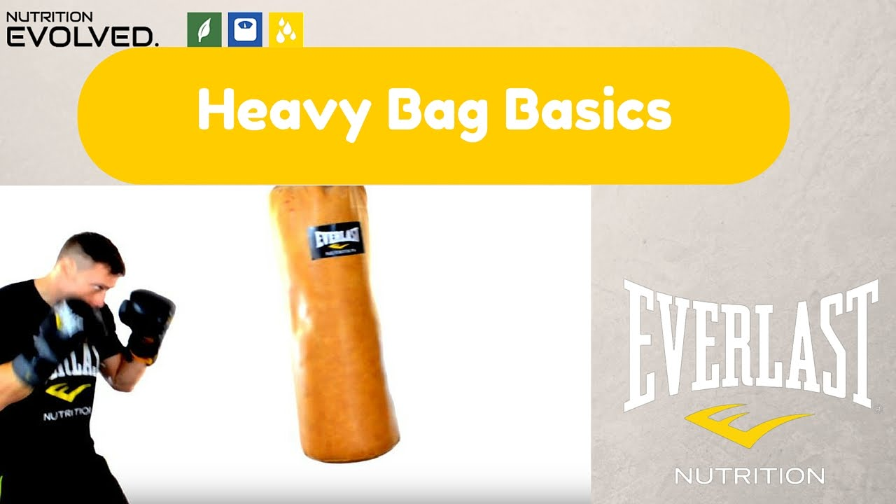 Learn The Basics For A Heavy Bag Workout Get Most Out Of Your