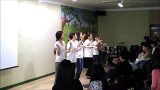 ORM: Пасха (31.03.2013г.) - Танец