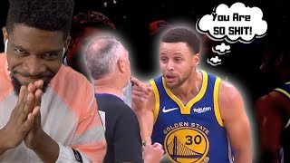 "NEGATIVITY TIME!! NBA Players ""LOSING THEIR CALM"" Moments"