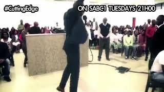 EXPOSING MIZ MZWAKHE TRANCREDI ON SABC 1
