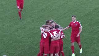 Обзор Мордовия 2-0 Волга