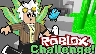 Roblox Challenge / Speed Run 4 / How Far Can You Get?! / Gamer Chad Plays