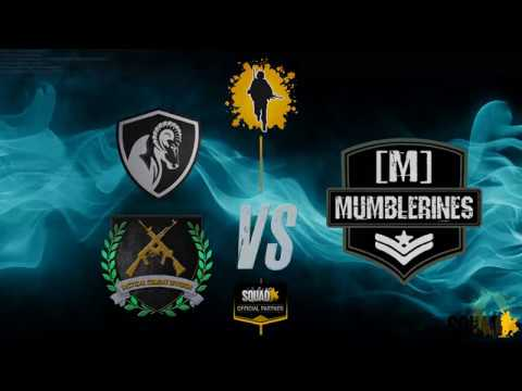 Groupstage - Group C - Mumblerines vs. Tactical Combat Division + Full Contact