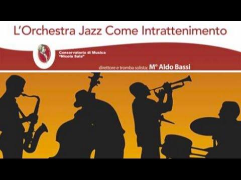 Festa Europea della Musica. L'Orchestra Jazz come Intrattenimento