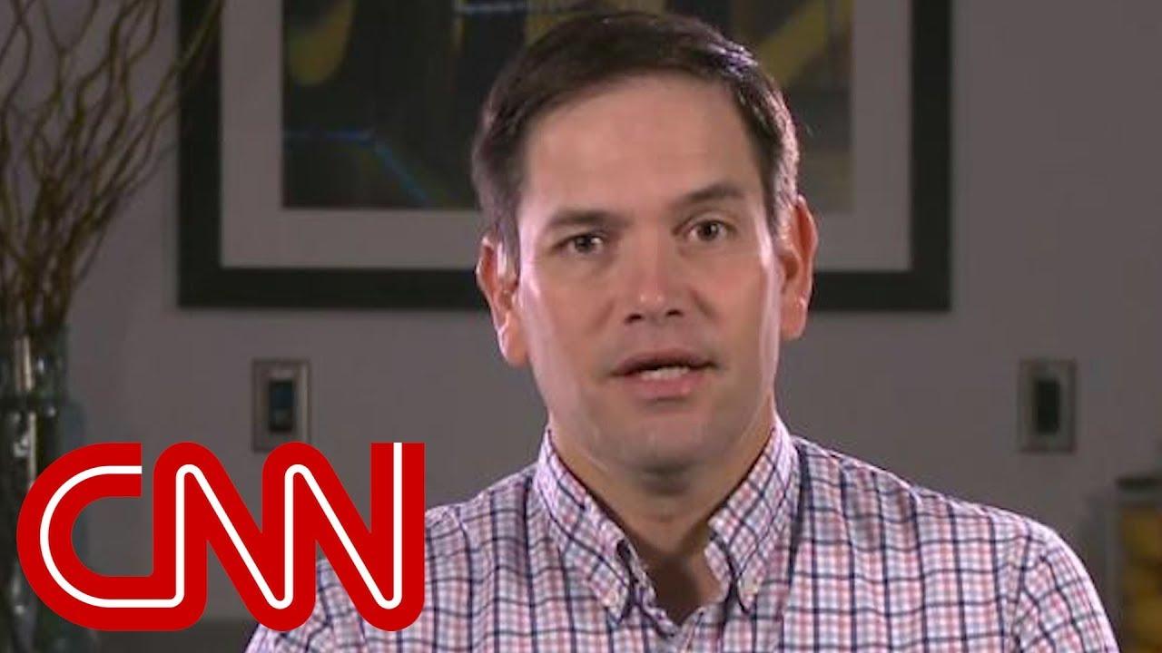 Sen. Marco Rubio: Worth blowing up US-Saudi relationship