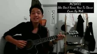 miyavi she dont know how to dancecover by moli