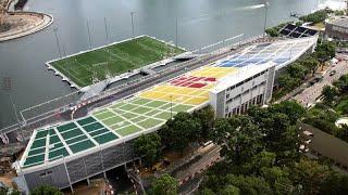 I 7 stadi più ASSURDI del mondo
