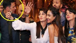 Akshay Kumar Angry In Comedy Nights Bachao - Truth Revealed