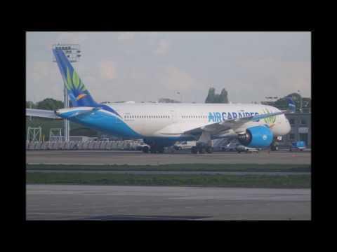 Air France | AF6129-AF644 | A320/ B777-300ER | Toulouse-Orly-Roland Garros | Full Flight